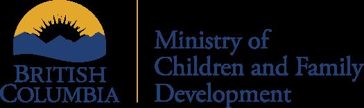 BC Ministry of Children and Family Development Logo